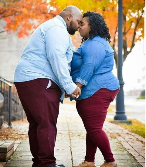 Check out this cute pre-wedding photo of a