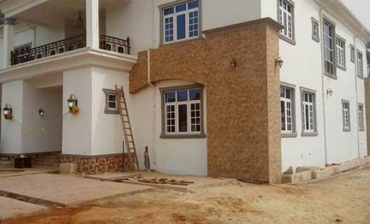 , Kanayo O. Kanayo n house 2