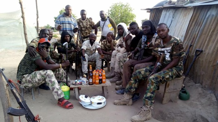 """Tacha prays for Nigerian soldiers fighting Boko Haram """"We owe them a lot"""""""