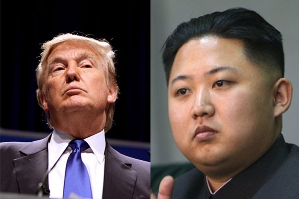 Donald Trump taunts North Korea on Twitter over nuclear weapons