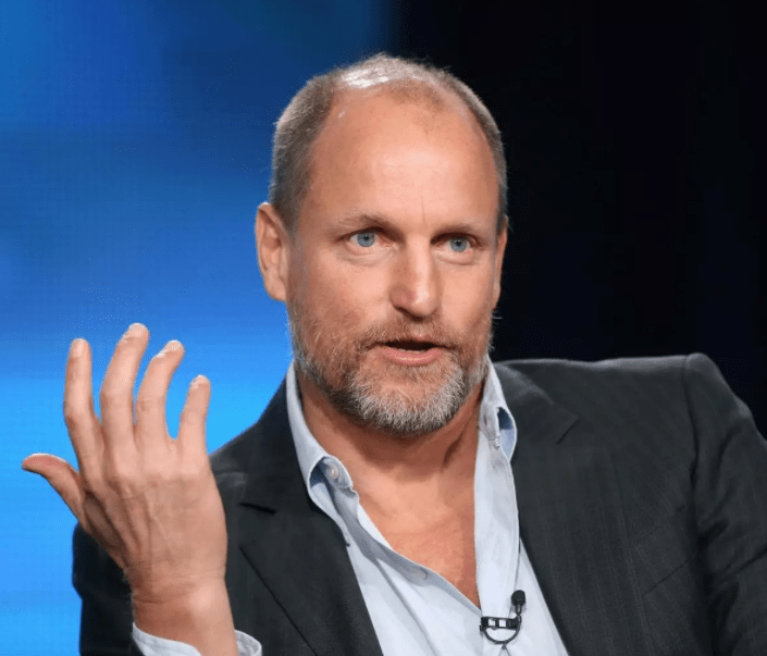 """Actor, Woody Harrelson says he had to """"fire up a joint"""" to get through dinner with Donald Trump"""