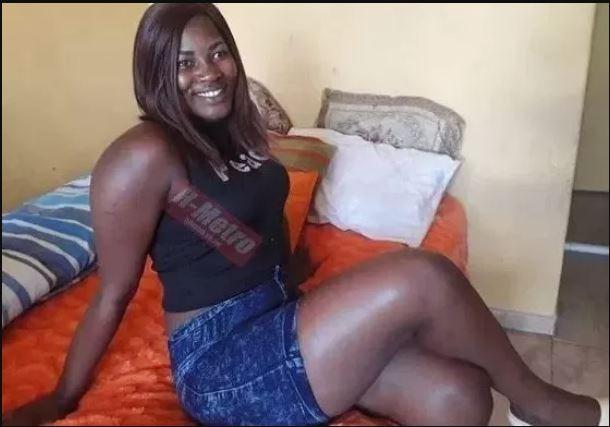 Beautiful Zimbabwean prostitute celebrates birthday with her regular clients to appreciate them (Photos)