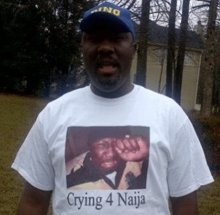 Dino Melaye shares photo of himself crying over the recent Benue killings