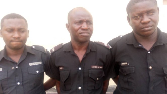 5a5a2145c560c - Photos: Three policemen dismissed for reckless shooting