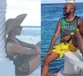 5a5af54bb54fb - Photos: Banky W and Adesua holiday in Jamaica