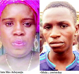 Woman slumps and dies of shock after her 17 year-old son is arrested by FSARS operatives