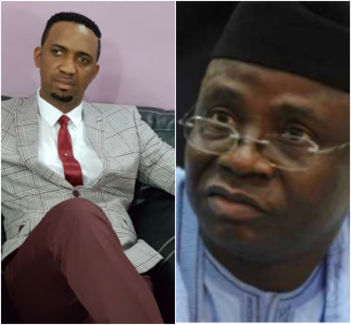 Nigerian pastor, Chris Okafor, attacks popular lagos pastor/politician Tunde Bakare for not speaking out on national issues, says shame on him(video)
