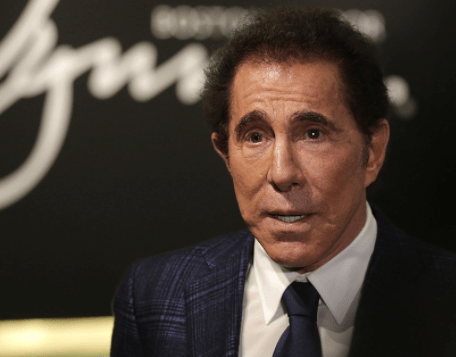 Billionaire,?Steve Wynn resigns from his position as Republican Party