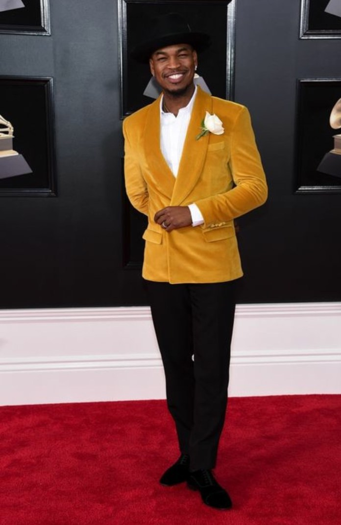 Red carpet photos from the 2018 Grammy Awards