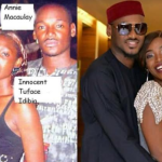 IG User revealed she had sex with 2face in 2014