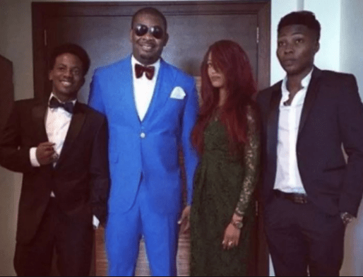 My relationship with?Reekado Banks and Di?Ja - Korede Bello opens up
