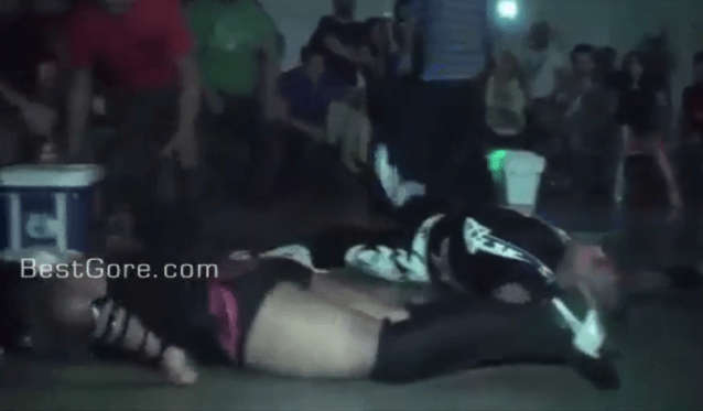 Popular wrestler accidentally dies while performing a dangerous wrestling stunt (video)