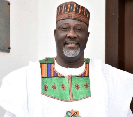 5a8357320e977 - Video: 'I will not stop criticizing the Federal Government, I'm not afraid of prison' - Senator Dino Melaye blows hot!