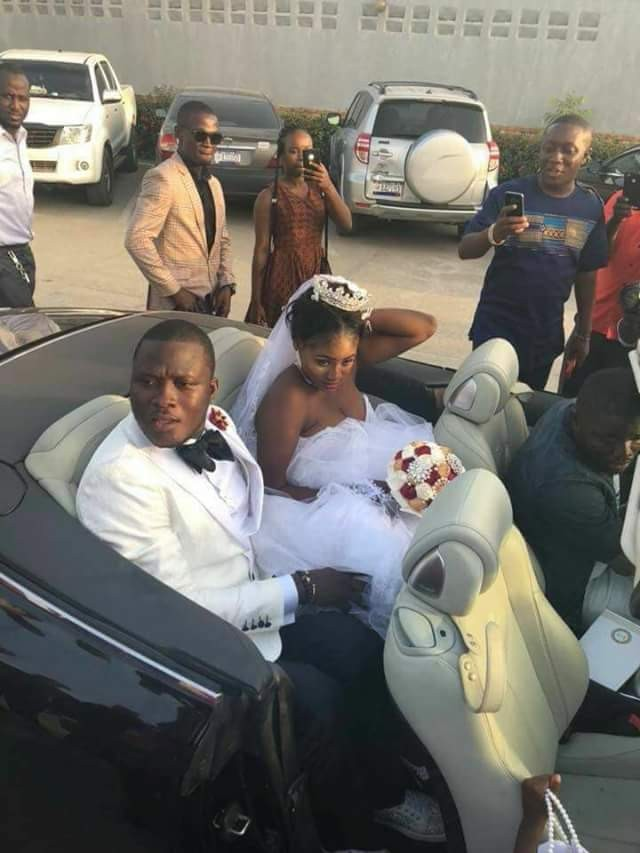 5a835d61f0f30 - Photos: Chai! President Weah's new Director of Operations gets married to his wife's best friend in Liberia...without divorcing her in the U.S!