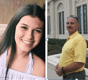 5a8555bd16bad - Beloved track coach and teenage girl are named among the 17 tragic victims of Florida high school massacre (photos)