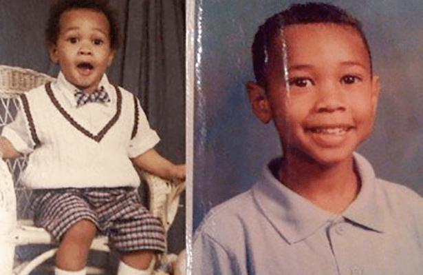 See baby photos of Tyga that people say proves baby Stormi is his child