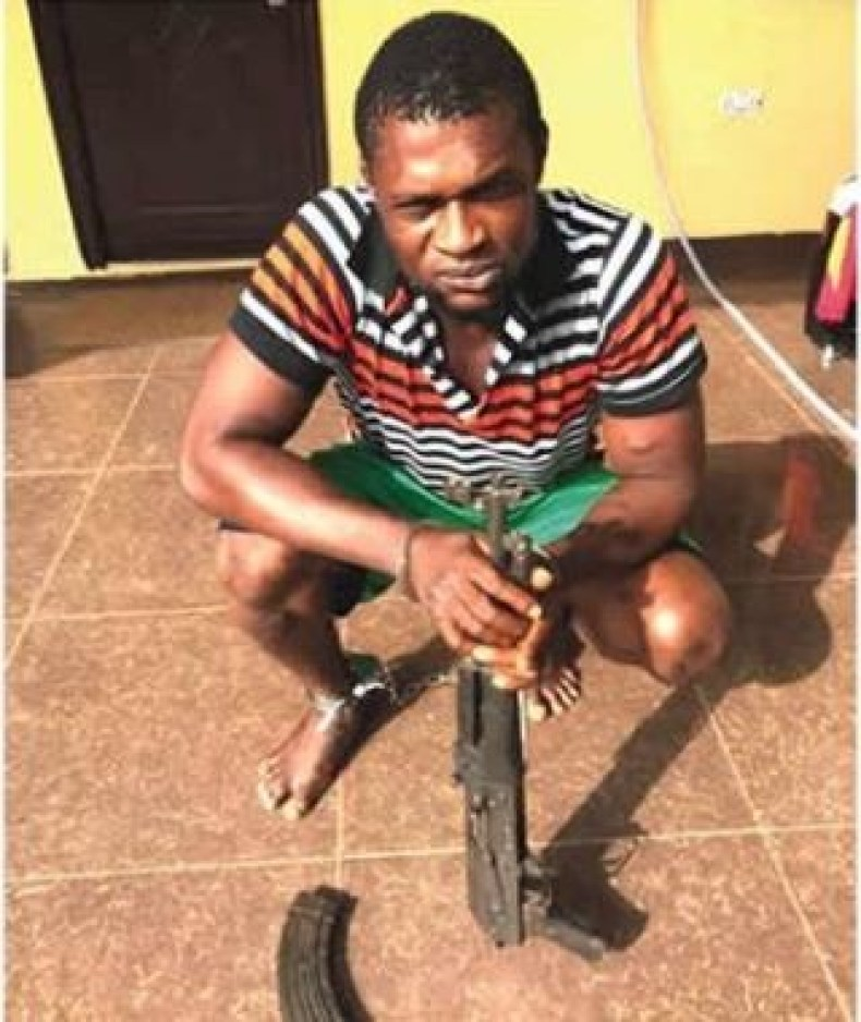 """""""I?ve killed over 100 people"""" ? 39-year old assassin, Ade Lawyer confesses"""