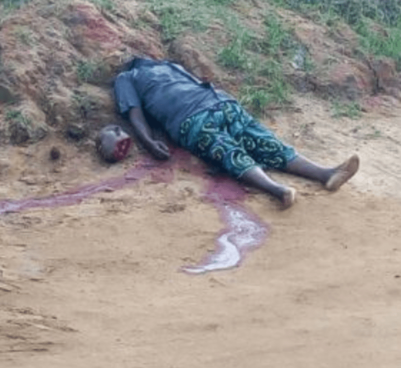 Man beheads uncle in Akwa Ibom over disagreement (graphic photo)