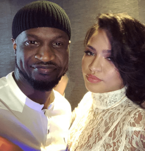 Peter Okoye aka Mr. P hangs out with Diddy and Cassie in Abu Dhabi (photos/Video)