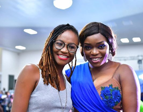 Photos: How former housemates watched the Big Brother Naija grand finale in Lagos
