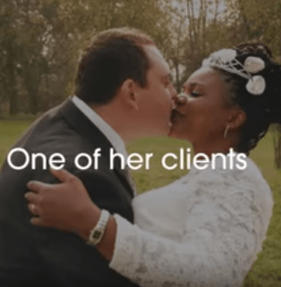 Nigerian sex slave in Italy married one of her clients and they now have a daughter (video)
