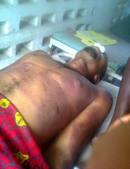 Soldier allegedly beaten to death over stolen rods in Ahoda, Rivers state
