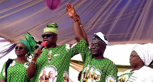 Governor Fayose?s deputy wins Ekiti PDP governorship primary election
