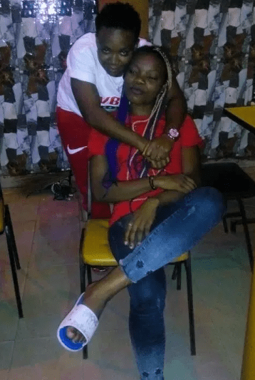 Nigerian lesbian couple boldly share photos on Facebook as they celebrate their 2-year dating anniversary