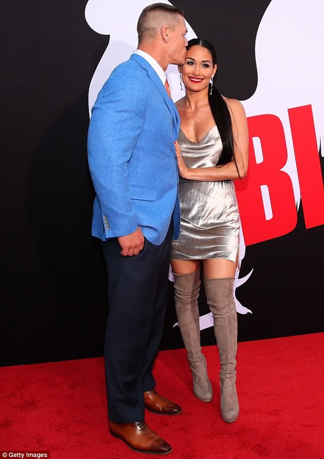 John Cena says he still wants to marry Nikki Bella and