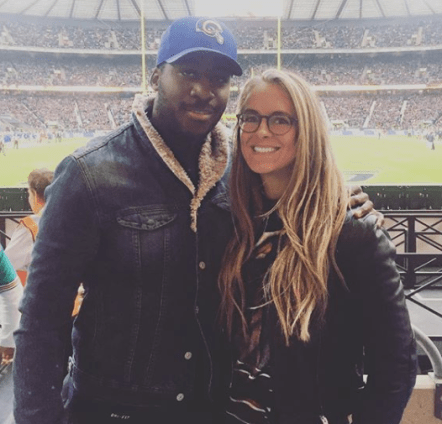 Son of former Minister of Defence, Theophilus Danjuma proposes to his girlfriend