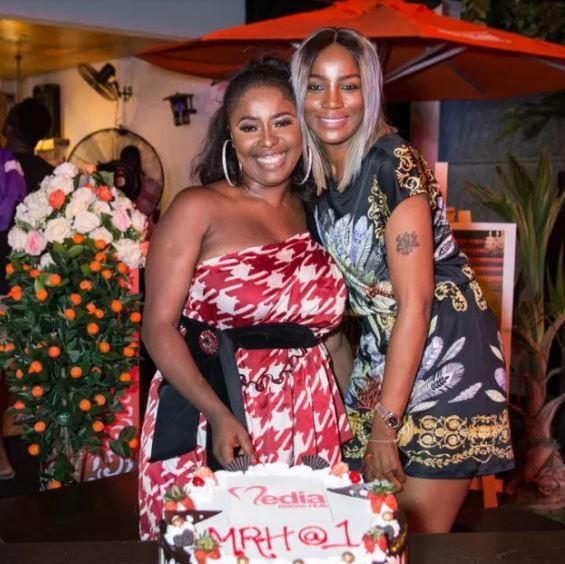 Journalist,?Azuka Oguijuuba celebrates MediaRoomHub?magazine?s one year anniversary in Lagos (Photos)