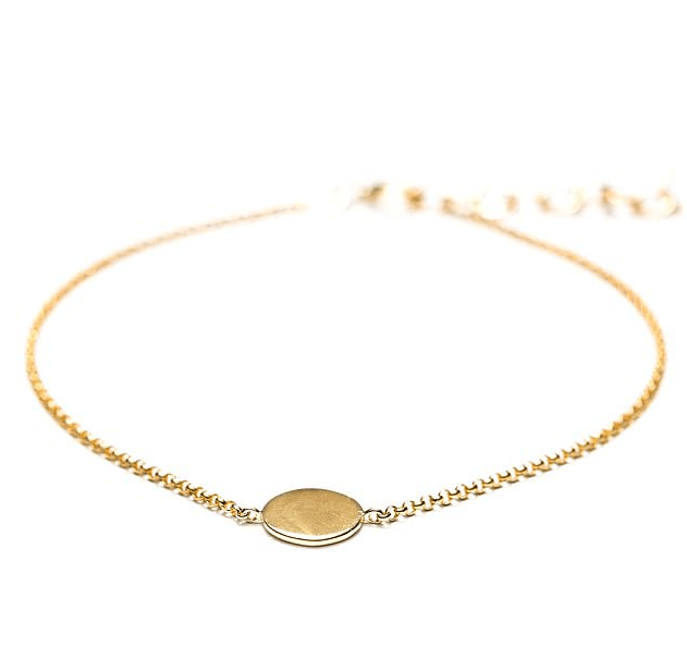 Meghan designed a bespoke gold bracelet as a thank you gift for Kate Middleton and the six best friends who supported her at the wedding