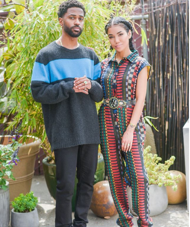Jhene Aiko and Big Sean together at event amidst break up rumours