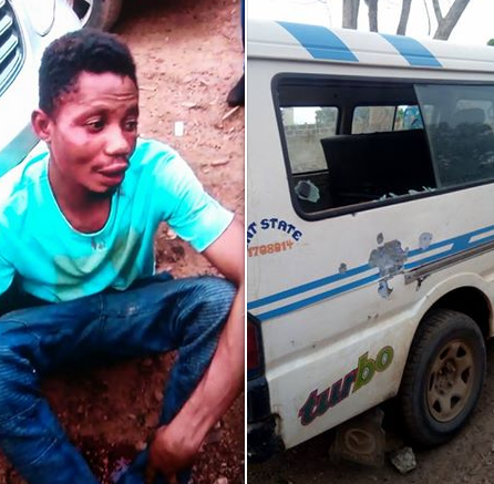 Man leaves daughter, 3, in parked car in Ogun only for a robber to drive off with the car and child