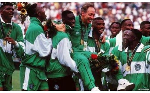 ? 22-years after, Federal Govt to deliver housing project to former Super Eagles coach Bonfrere Jo for winning the Olympics in 1996