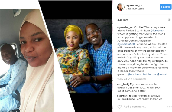 Time heals all wounds! Nigerian lady whose fiance married her close friend glows in new photos