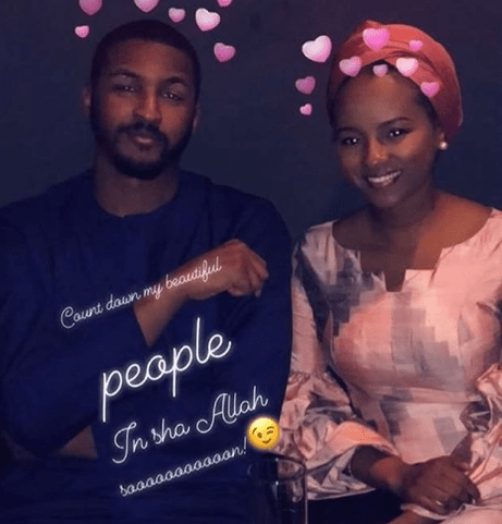 Billionaire daughter, Hauwa Indimi, set to wed Muhammad Yar