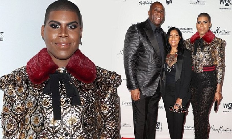 Video Magic Johnson Broke Down And Cried When His Son Ej Came Out As Gay