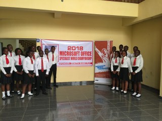 Zenith Bank PLC sponsors Team Nigeria to the 2018 Microsoft Office Specialist World Championship in Orlando, USA