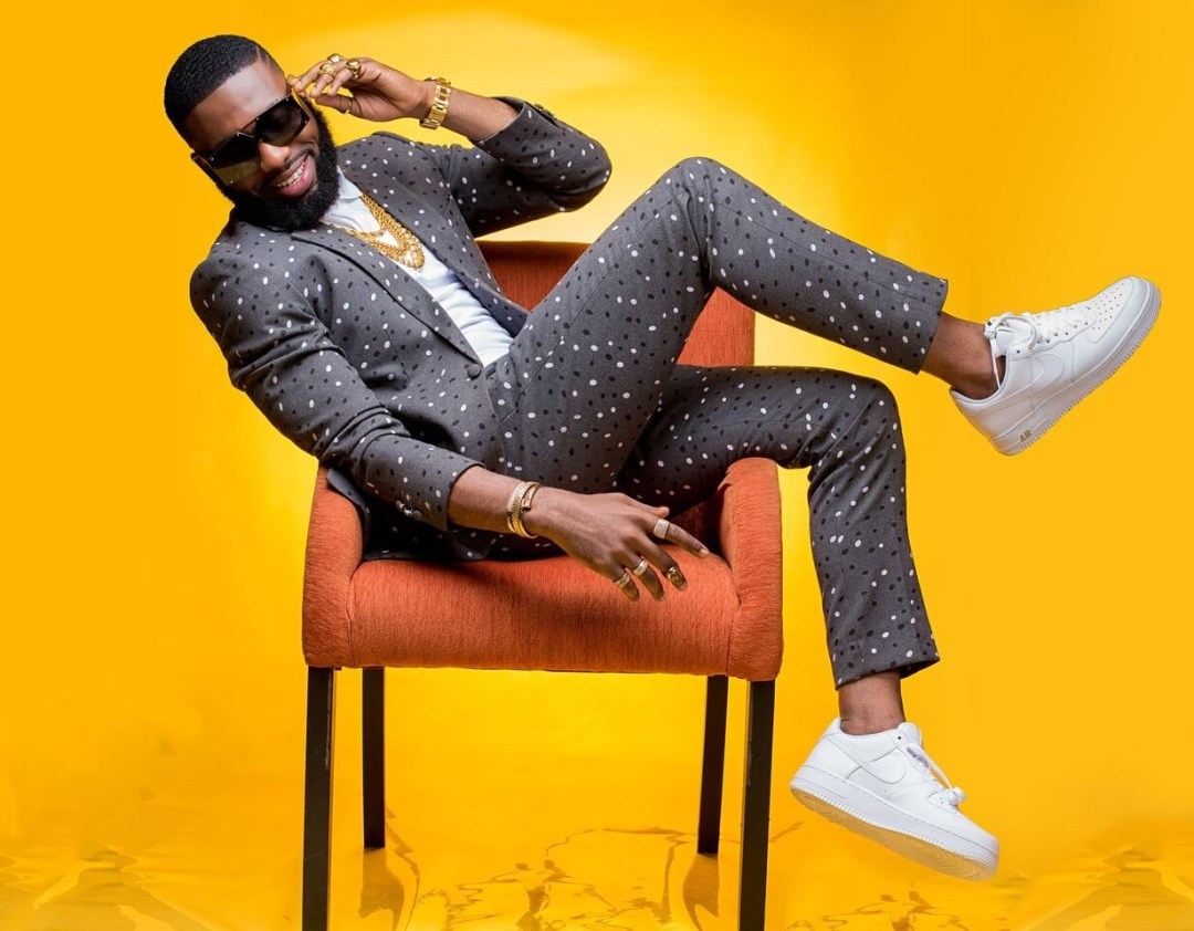 Celebrity stylist Swanky Jerry celebrate birthday with new photos