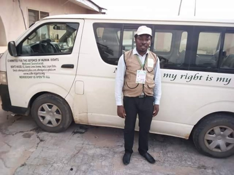 """It was a sour experience"" - Coordinator of Ekiti Election Observers Mission shares his experiences"