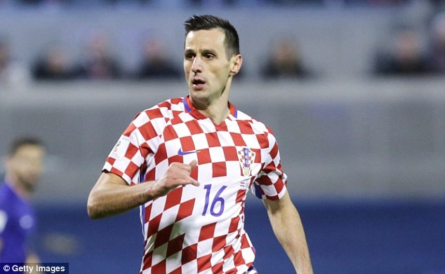 Croatian striker Nikola Kalinic who refused to come on as a substitute against Nigeria rejects World Cup silver medal?