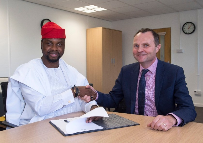 University of Sussex signs MoU with The Future Project to promote quality education for Nigerians
