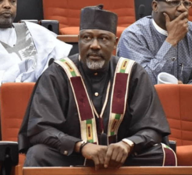 Breaking! Dino Melaye, Kwanskwaso, 13 others officially defect from APC to PDP