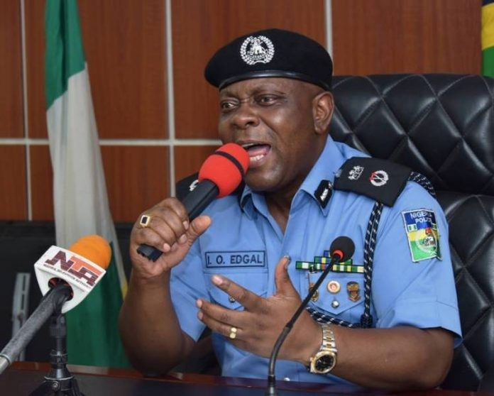 Lagos Commissioner of Police Edgal Imohimi, bans policemen from patrolling in mufti and commercial vehicles, gives out complaint lines