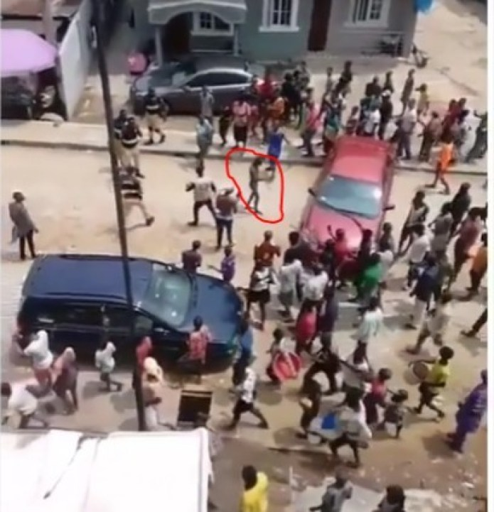 Suspected kidnapper apprehended after abducting boy in Lagos