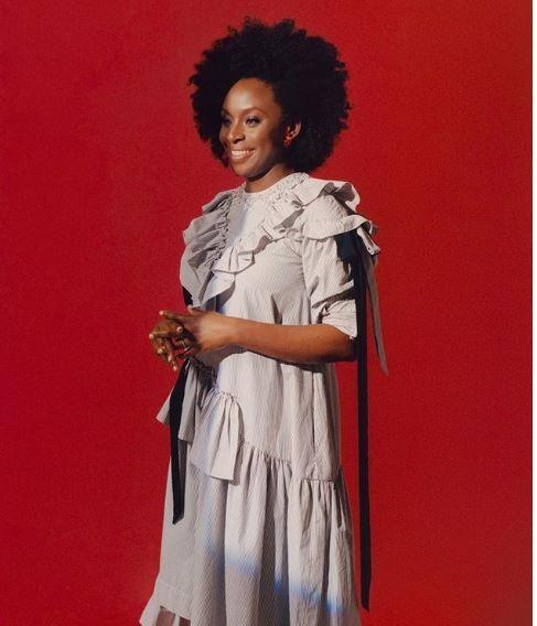 Photos: Chimamanda Adichie covers French Magazine?