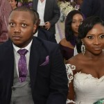 Taraba state governor's son, Dickson Ishaku tie the knot
