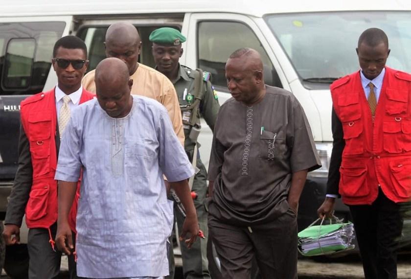 EFCC arraigns three INEC staff for N179.8m fraud in Lagos