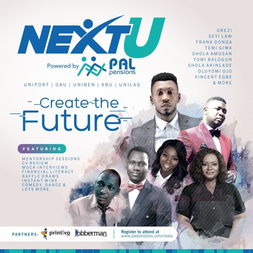 ?NextU? Conference tagged Create the Future to take-off in Nigerian Campuses